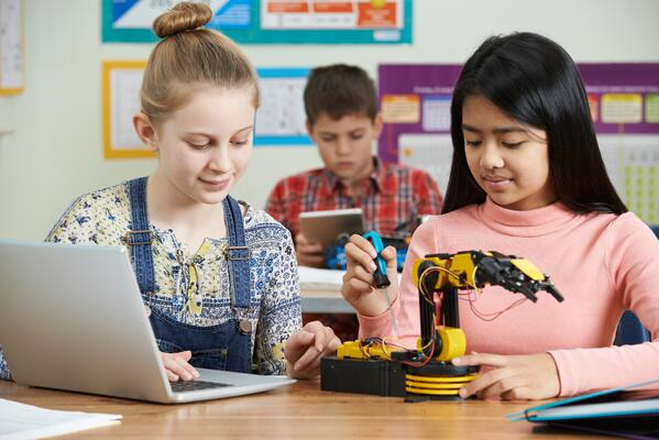 Girl Robotics Education