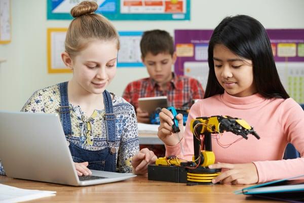 Girl Robotics Education