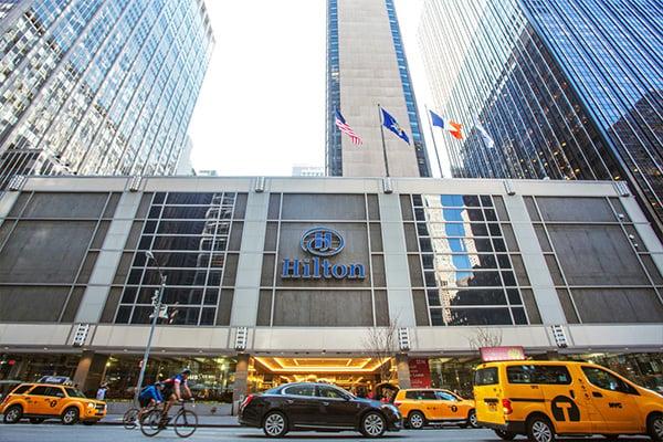 Hilton Hotel Suites