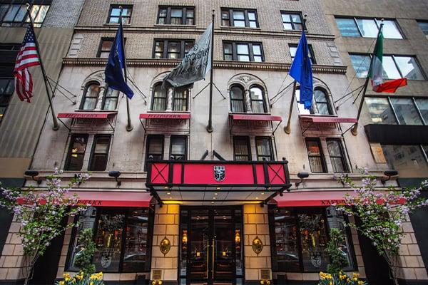 The Fitzpatrick Manhattan Hotel
