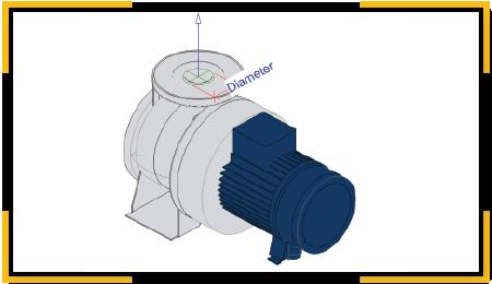 Revit Pump Model