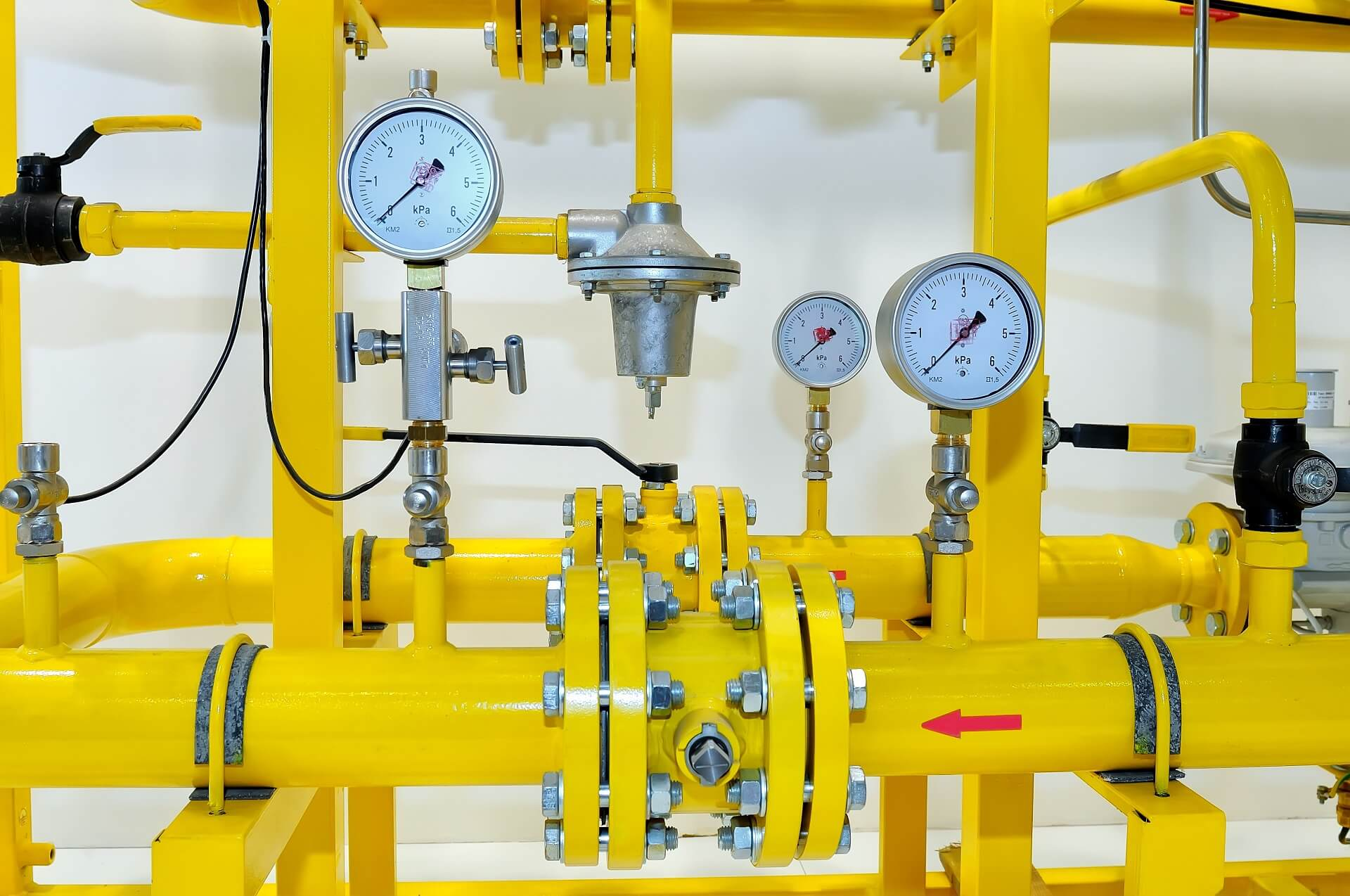 Natural Gas Installation- Chicago