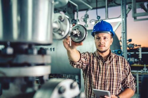 Natural gas processing facility