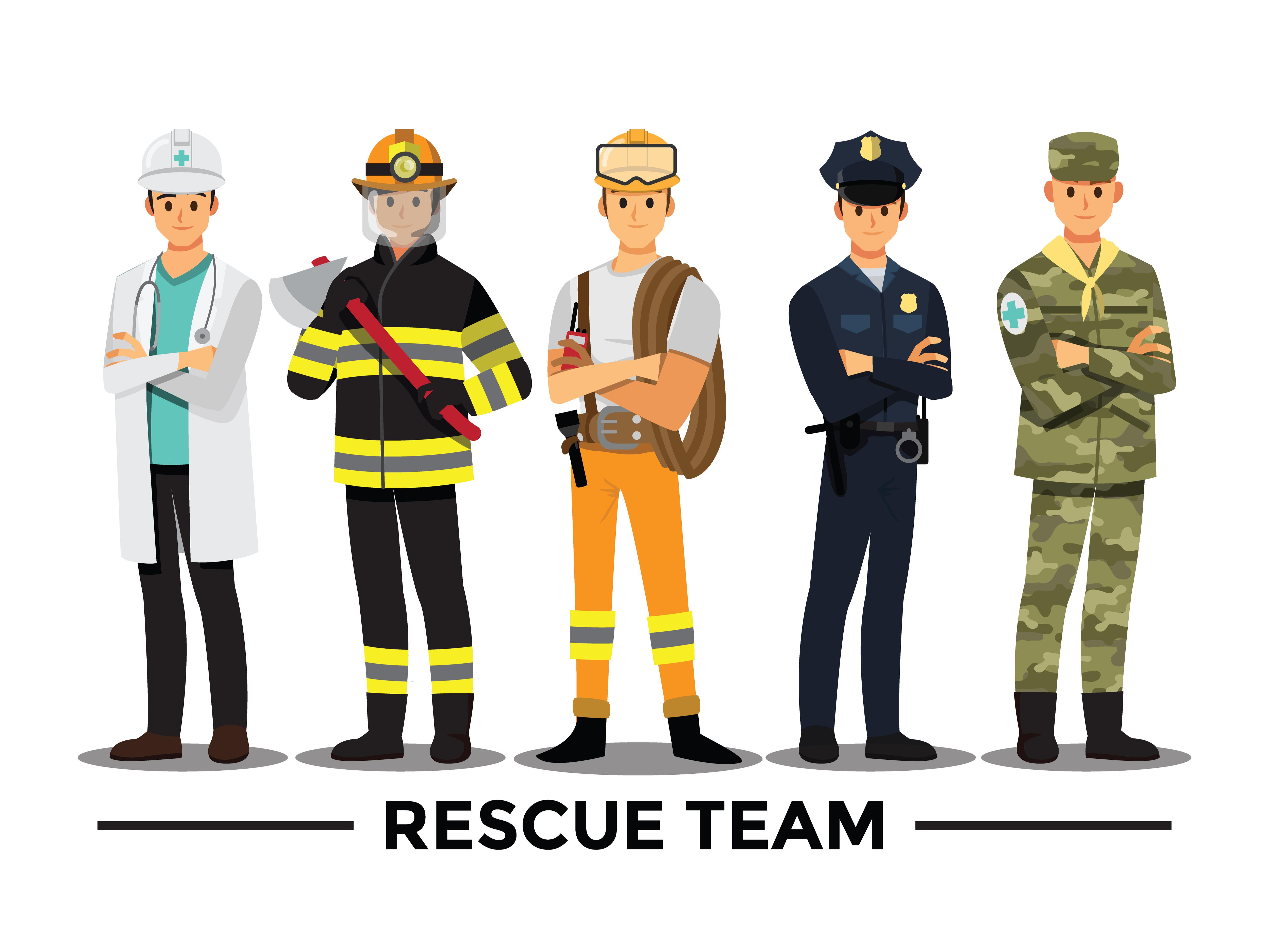 Rescue individuals