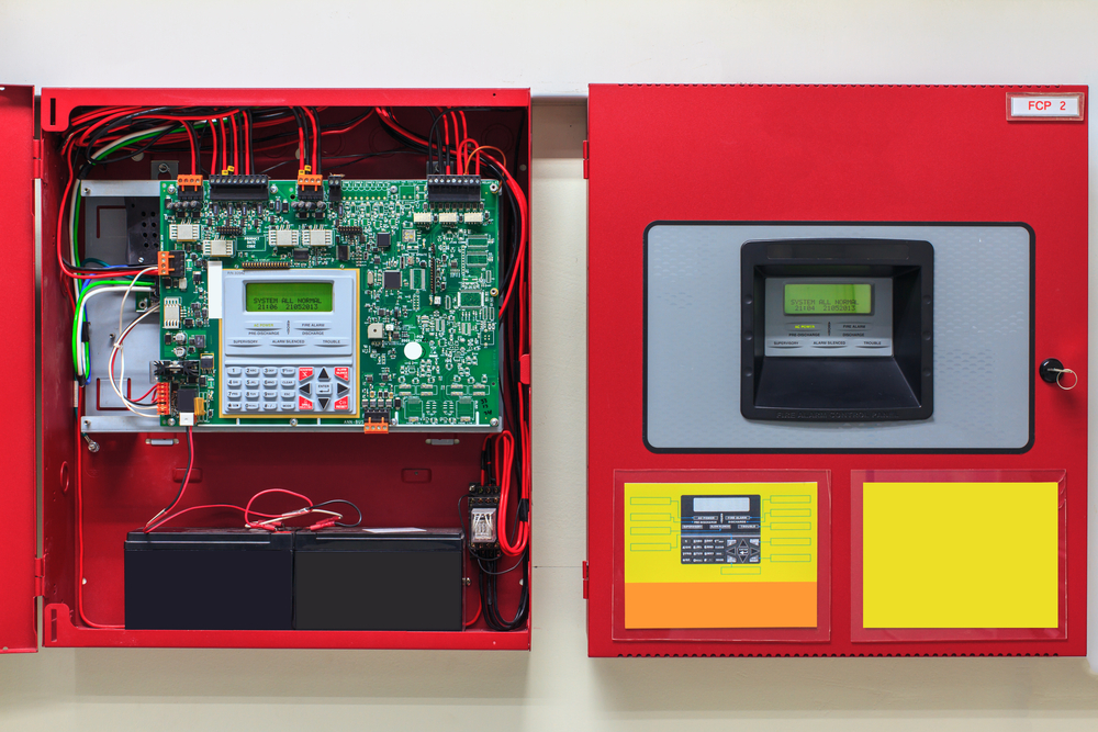 Fire Alarm controller for fire alarm system