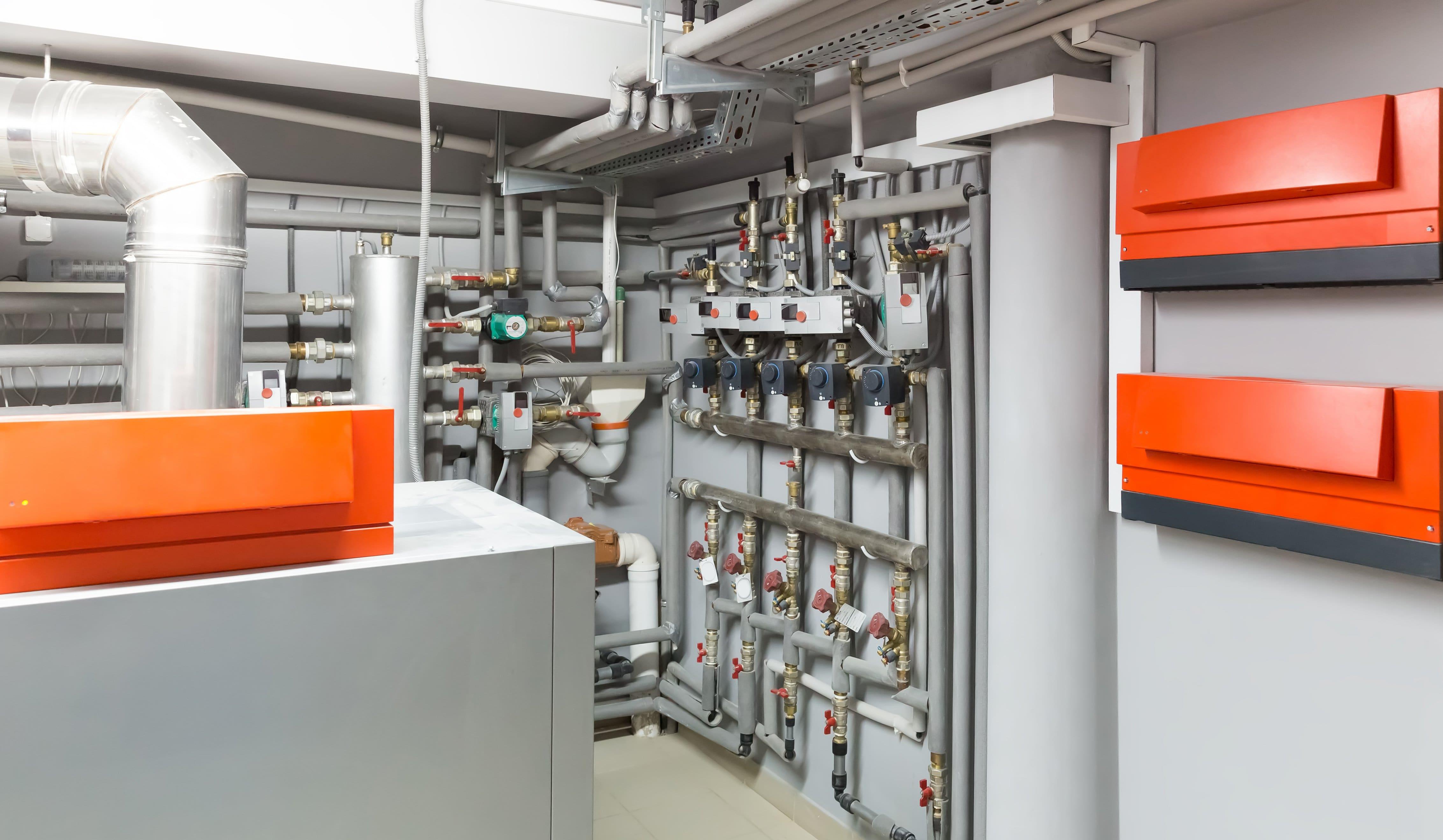 SS_Modern heating system