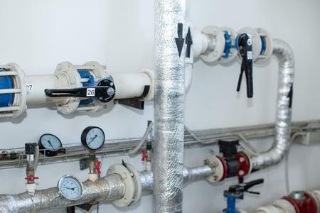 Low Pressure Steam System Design