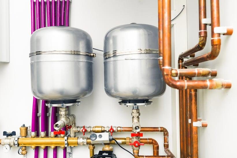 SS_expansion tanks in boiler-room