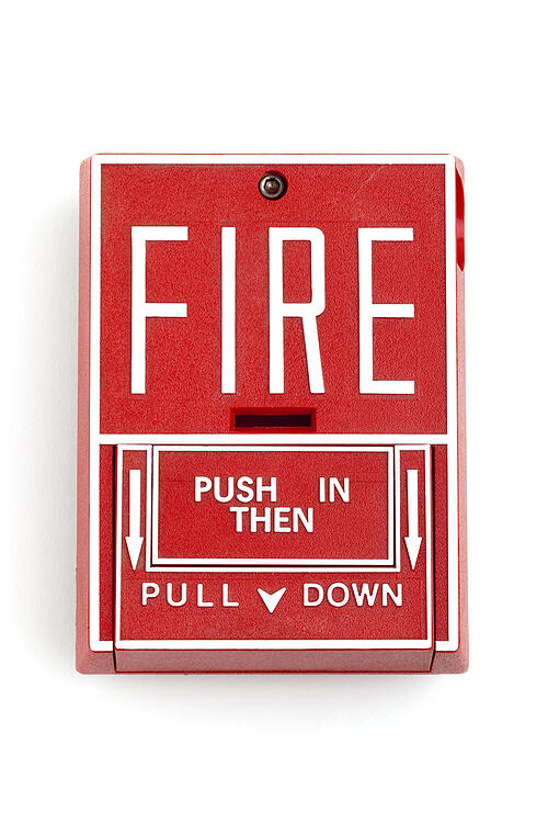 Fire alarm is part of fire alarm system