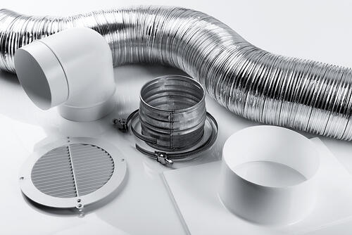 Vent piping design - system items and joints