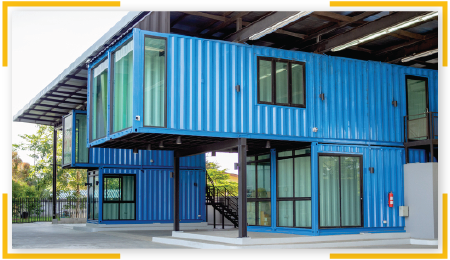 Shipping-container-conatruction