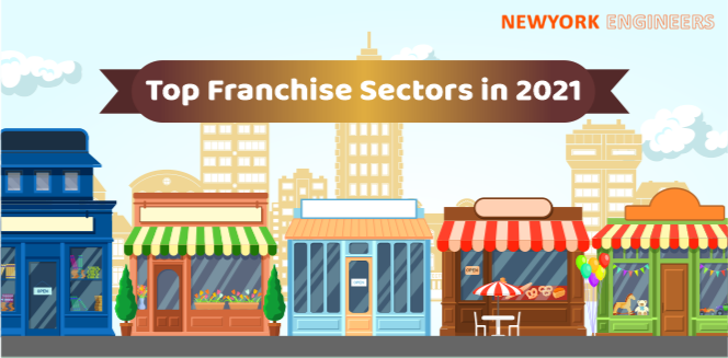 Top franchise sectors in 2021