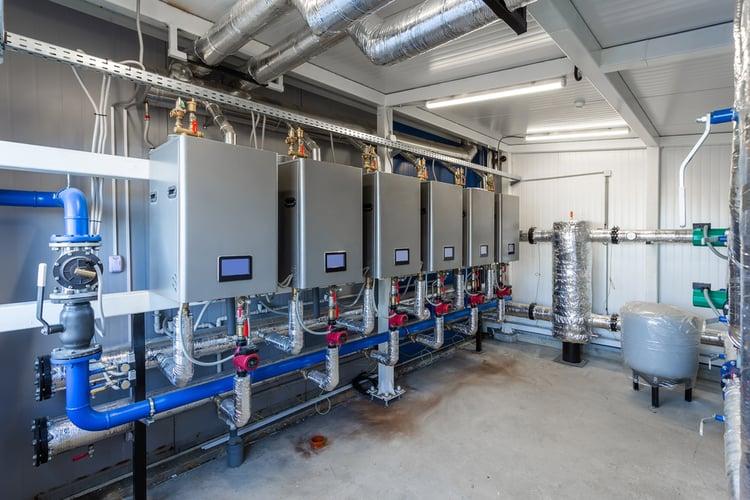 boiler materials