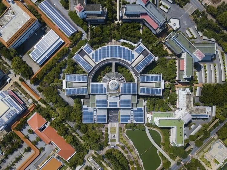 commercial solar landlord
