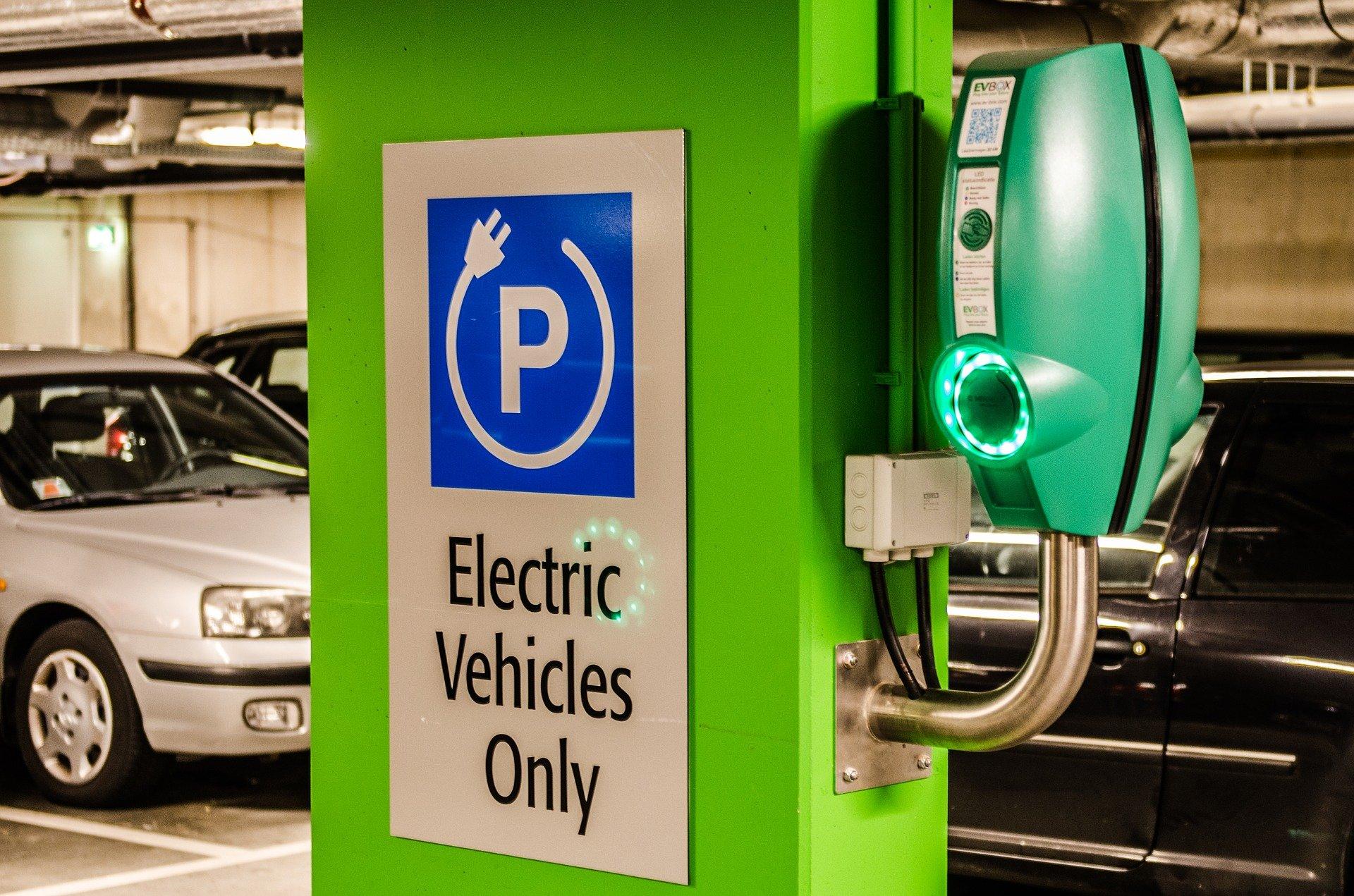 electric charging Sensors