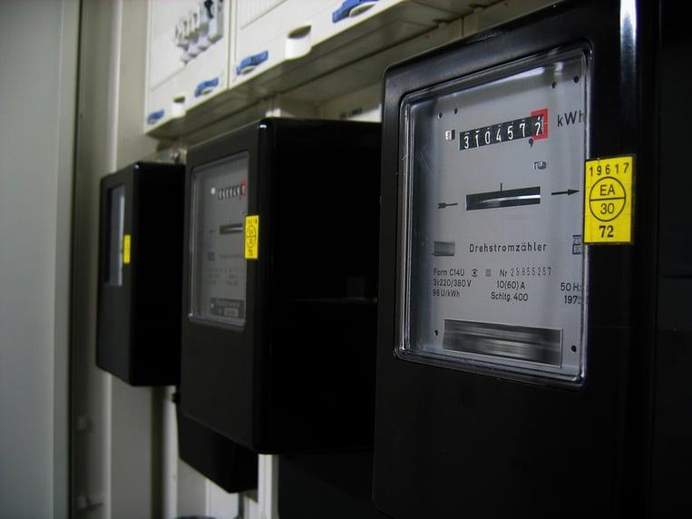 electronic sub metering