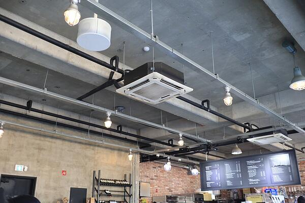 Exposed Ceilings Vs Suspended Ceilings How Do They Compare