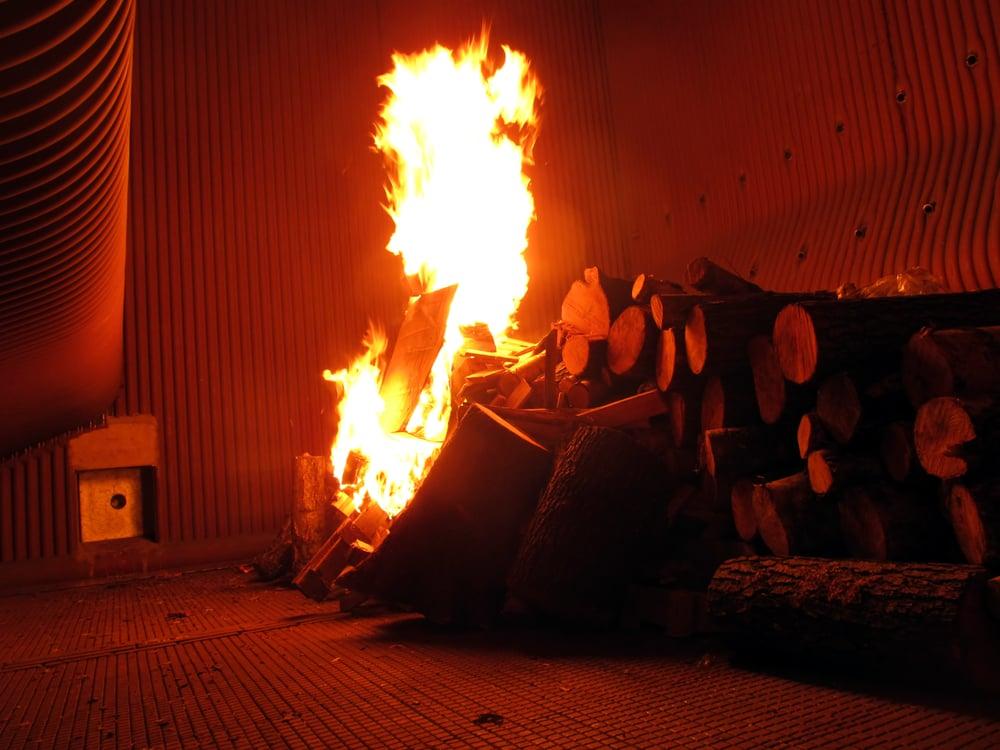 fire dry