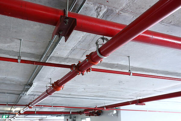 fire protection pipes