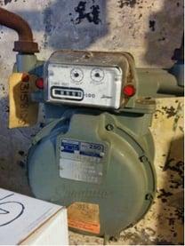 Building Gas Leak