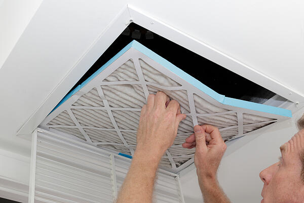 Filters in Residential HVAC
