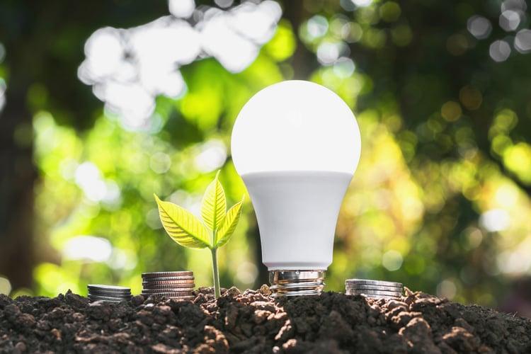 led savings
