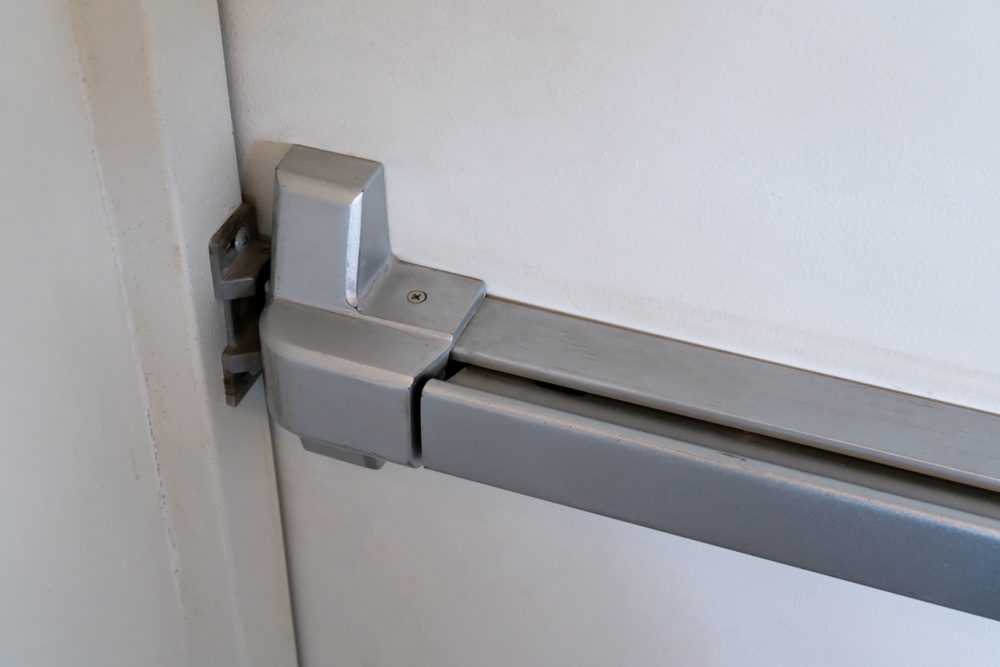 Panic Hardware Requirements for Electrical Room Doors in Chicago