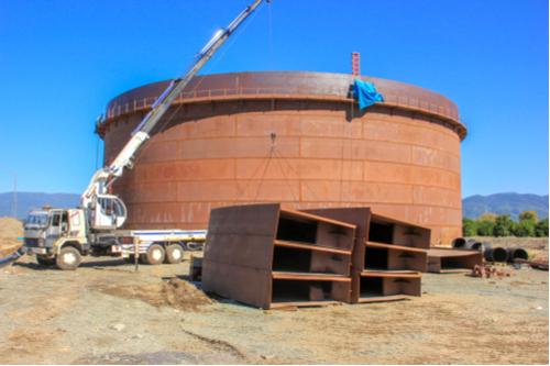 Roof Tank Design