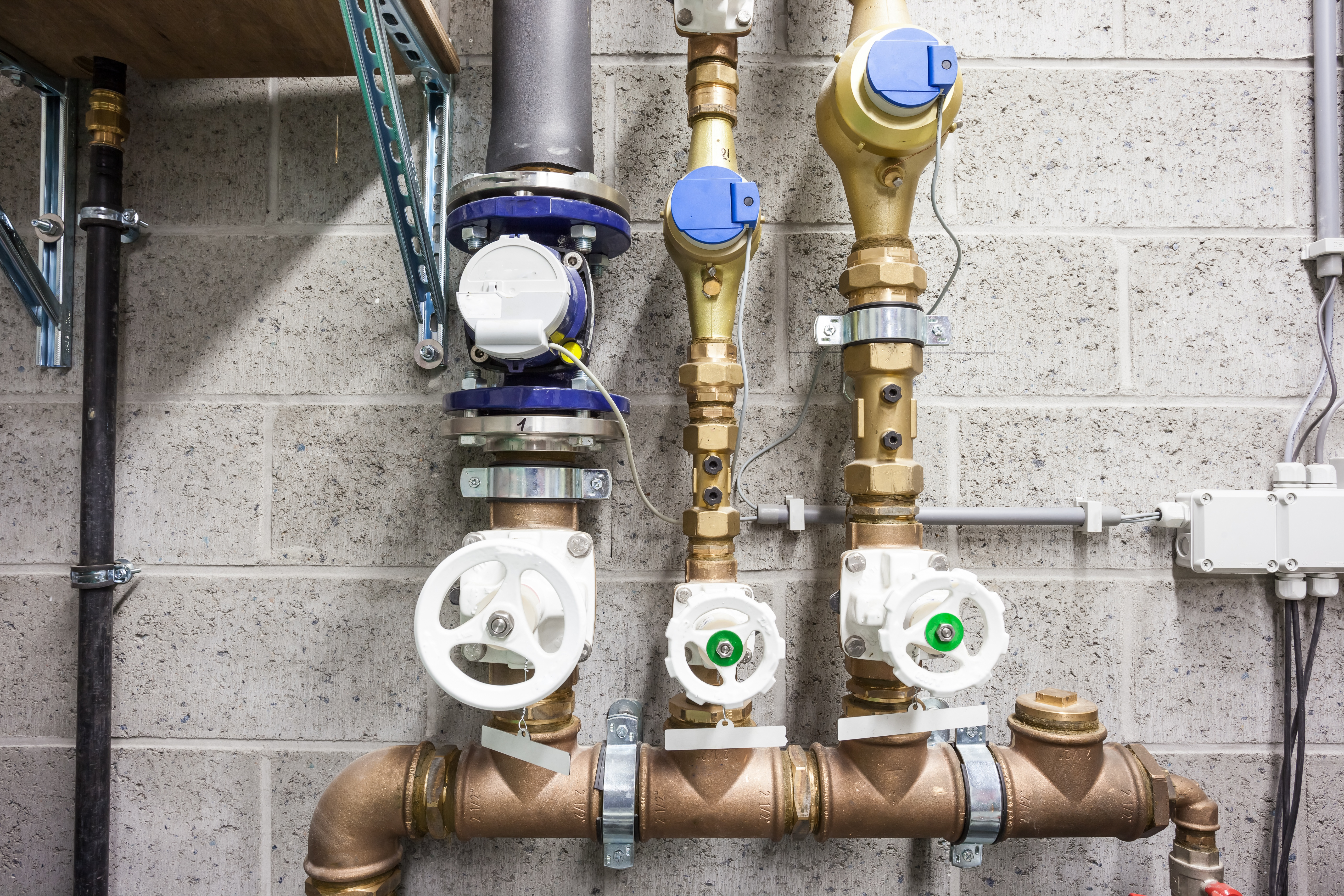 Domestic Water Booster Pumping Systems