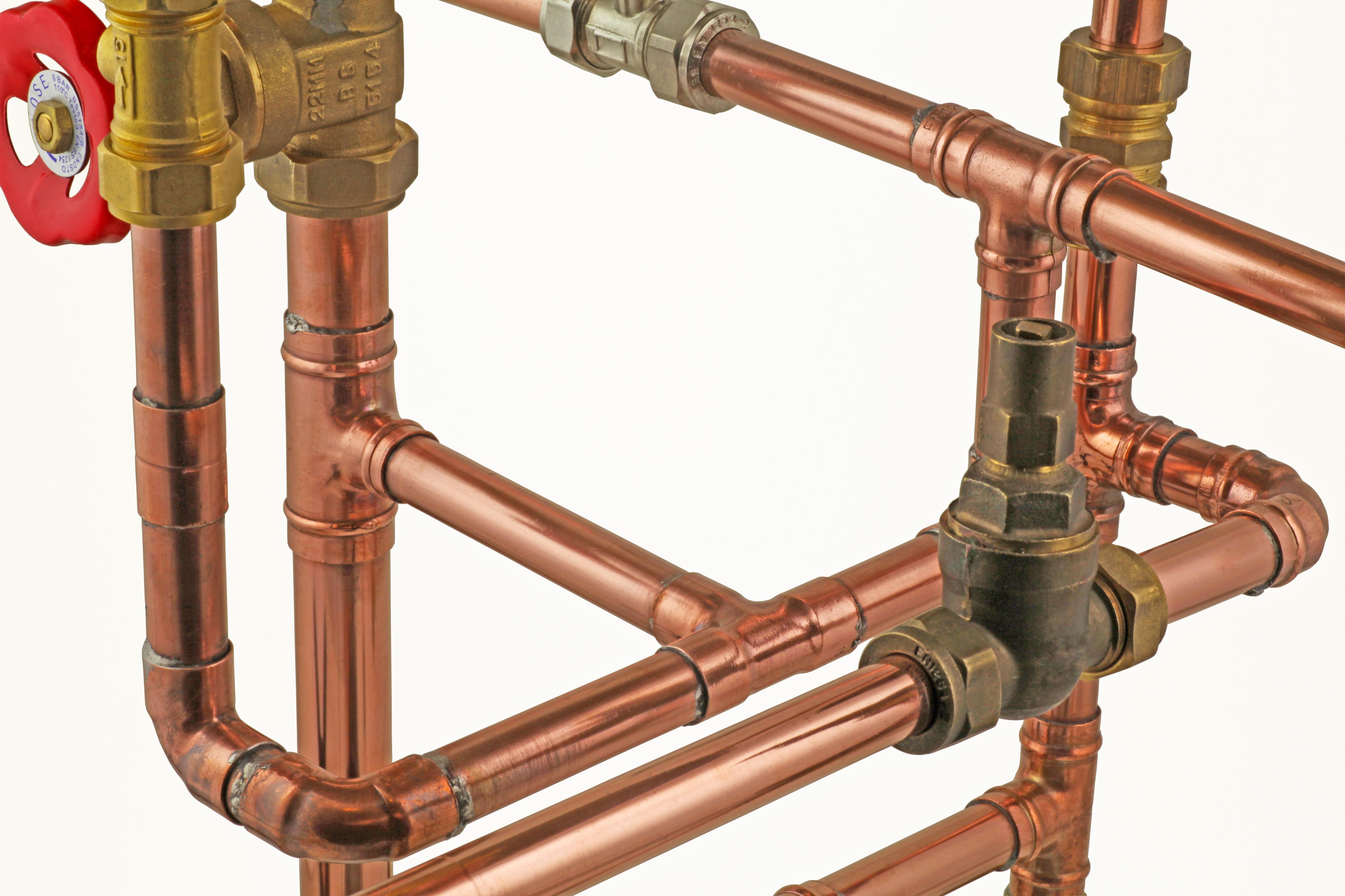 Domestic Copper Piping
