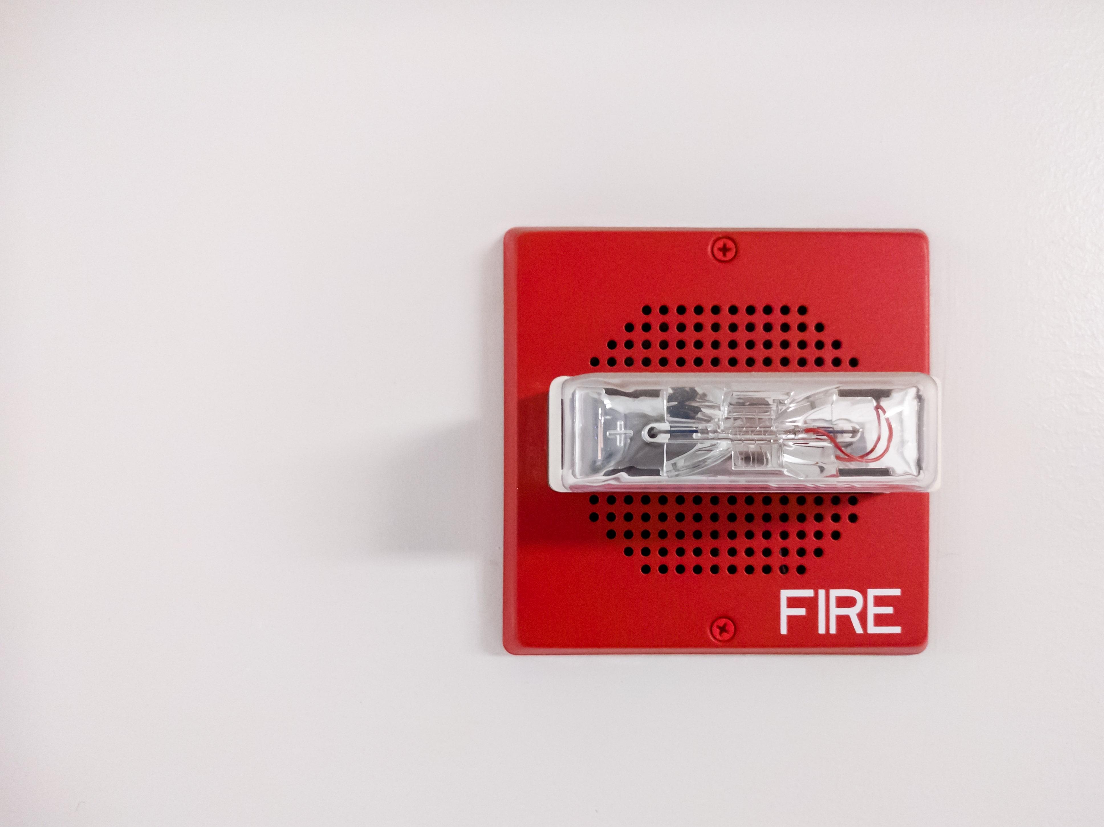 Visual Fire Alarm