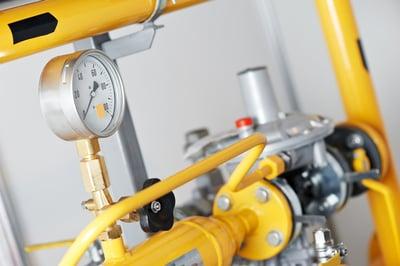 shutterstock_menometer-pipes-faucet valves of heating system-boiler room