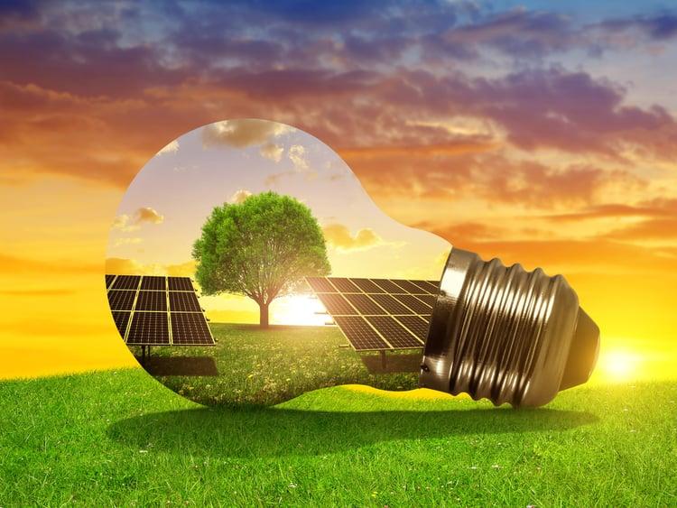 solar avoided carbon