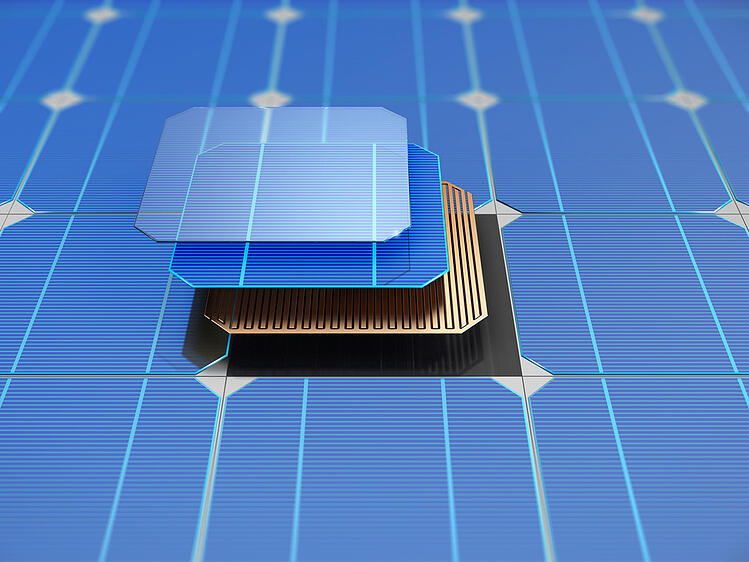 solar cell parts
