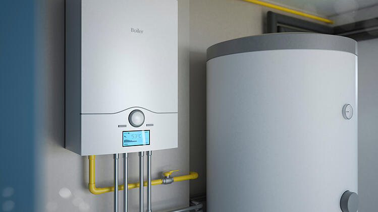 storage gas heater