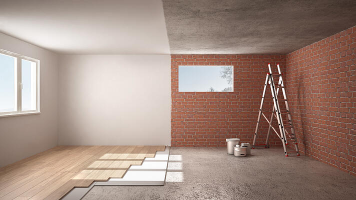 Types Of Subfloor Materials Used In Construction