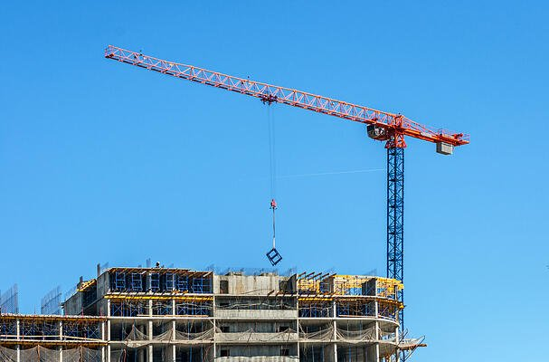 Tower Crane Support System