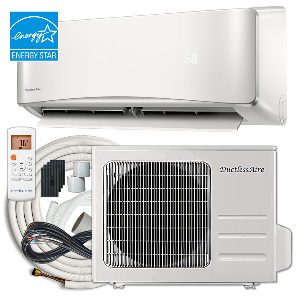 DuctlessAire Mini Split Air Conditioner