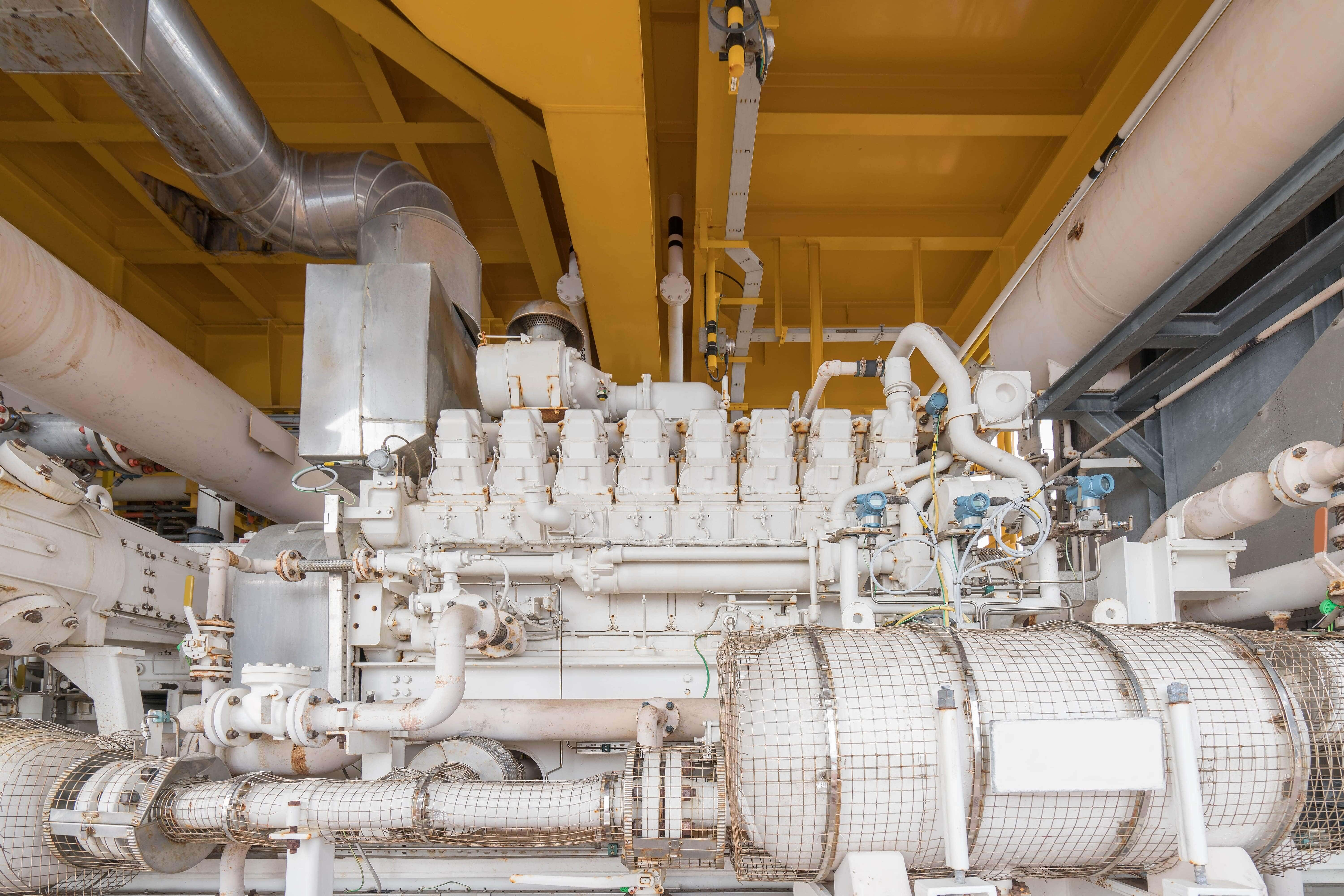 Amp Up the Pressure through Natural Gas Booster Systems