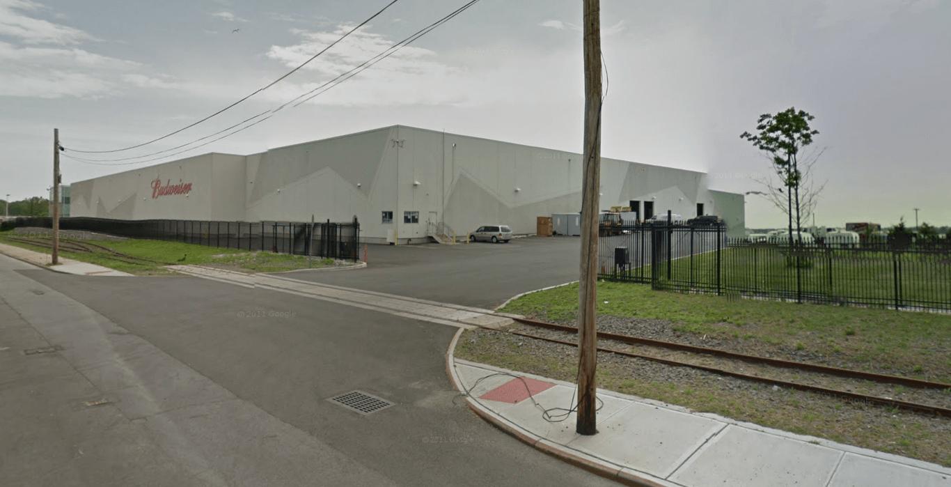 Budweiser-Distribution-Center