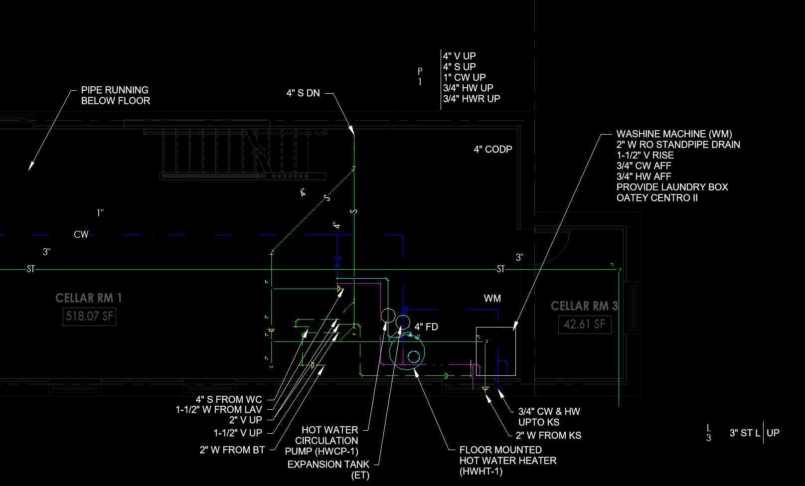 CAD file view