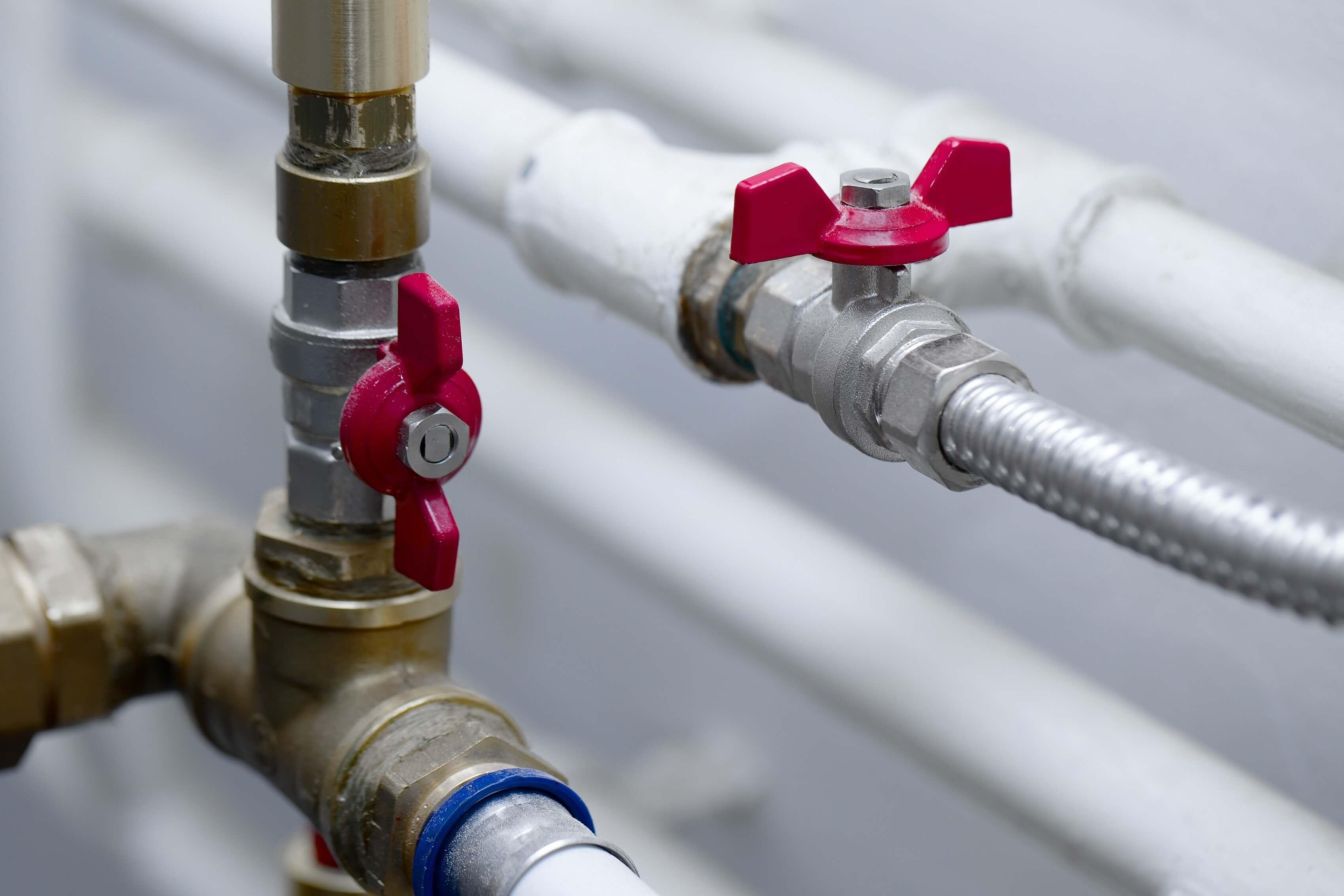 Domestic Hot Water Return Piping