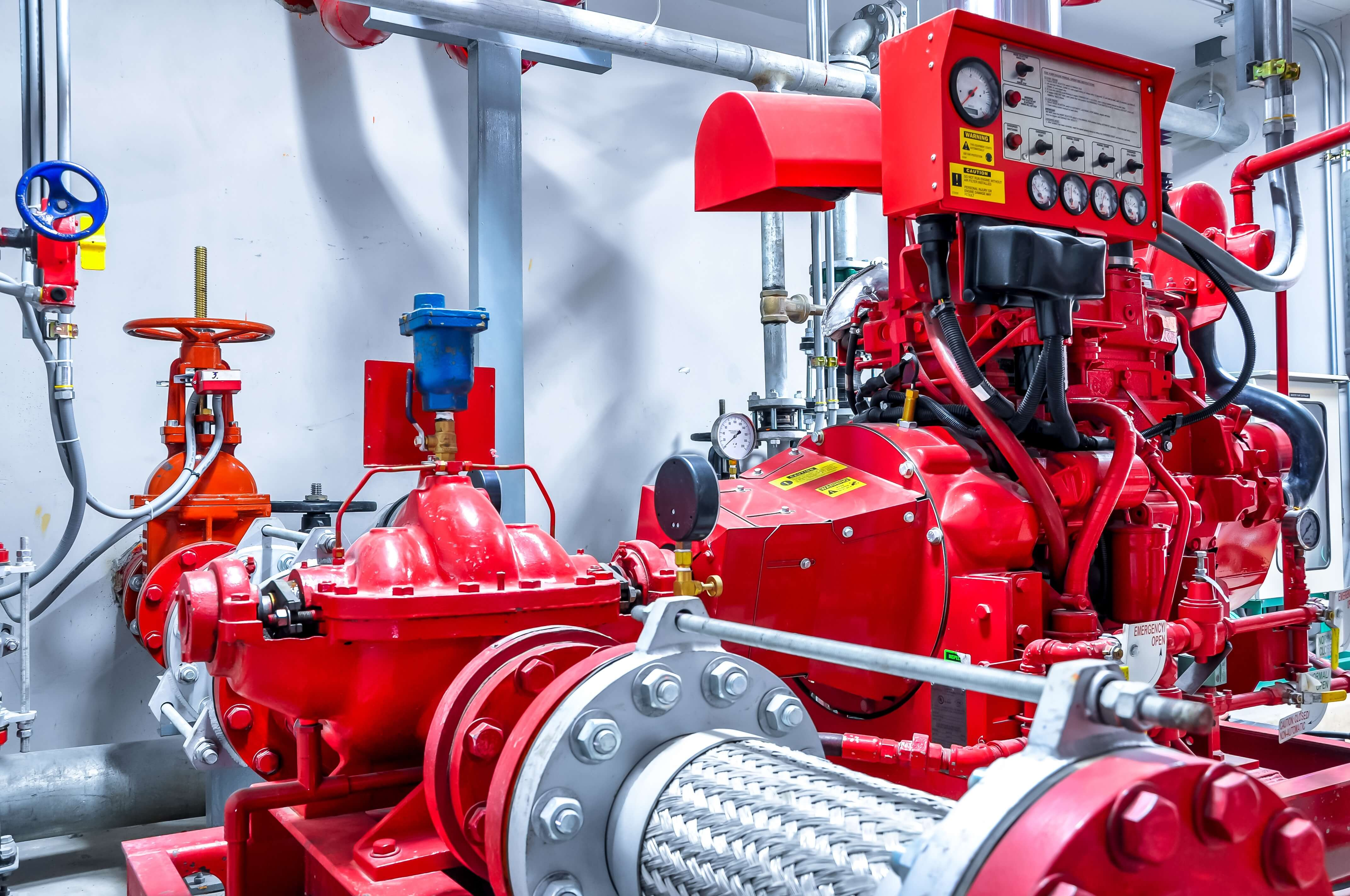 Fire Pump Solutions
