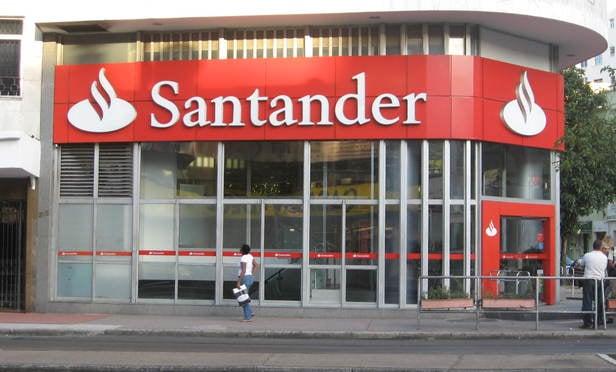 Santander-Bank