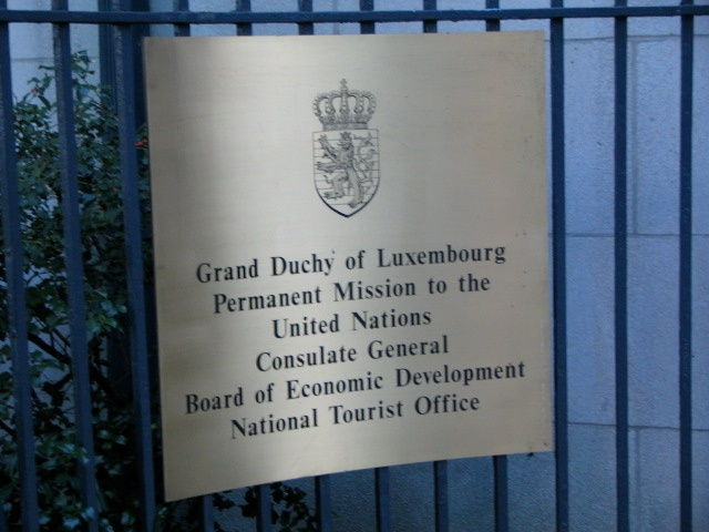 Grand-Douchy-of-Luxembourg-Permanent-Mission-to-the-United-Nations