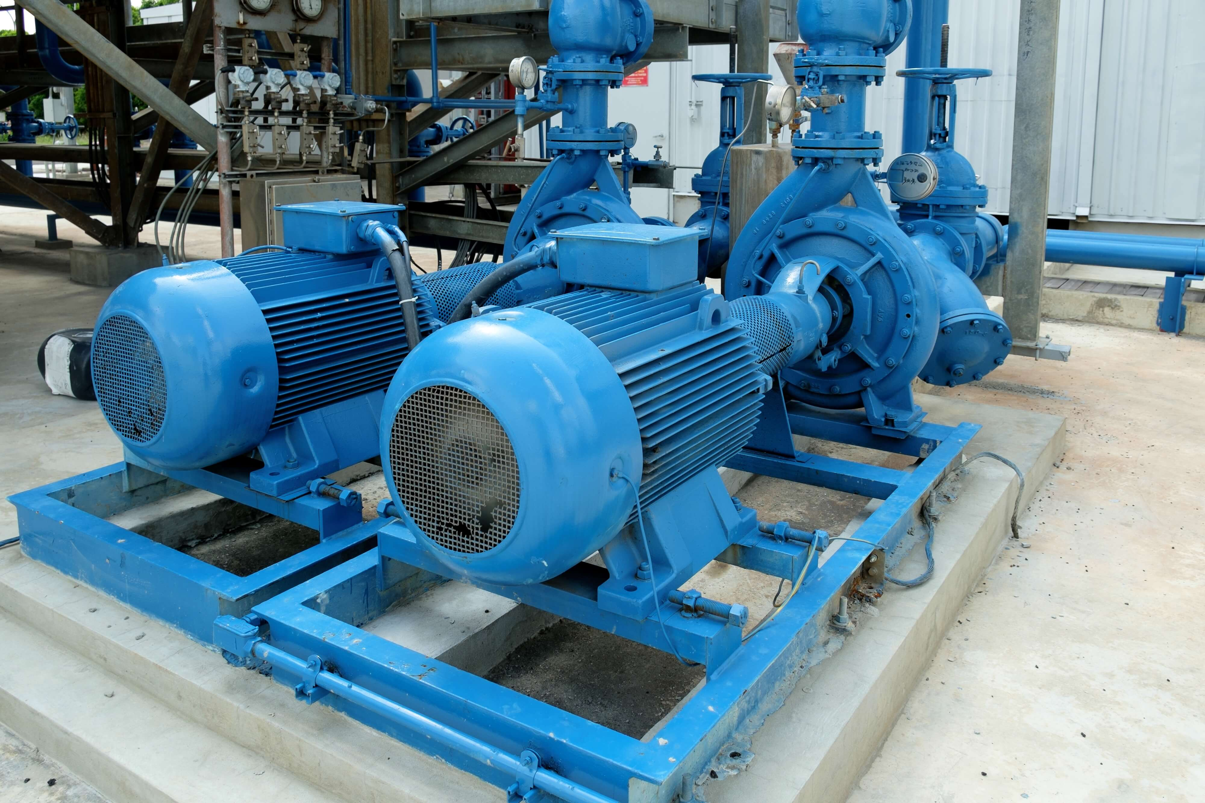 Variable Speed Pumping Systems