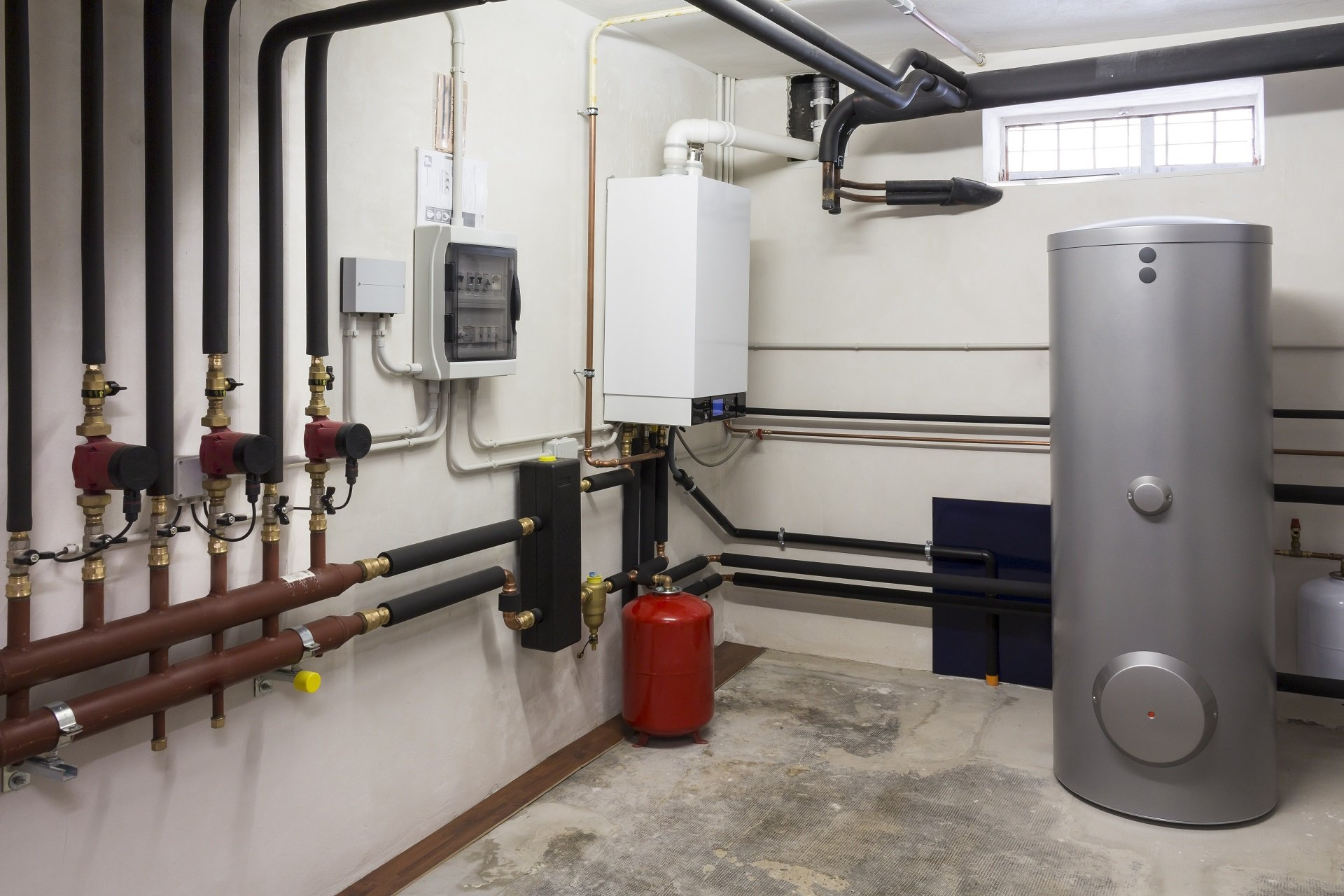 How Do Indirect Water Heaters Work?
