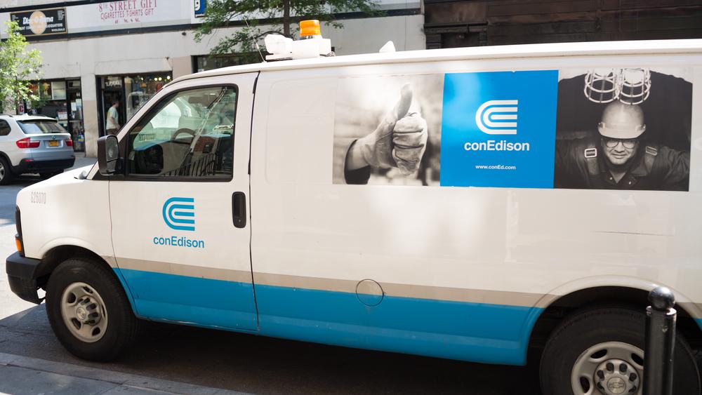 s-stock-Con Ed van
