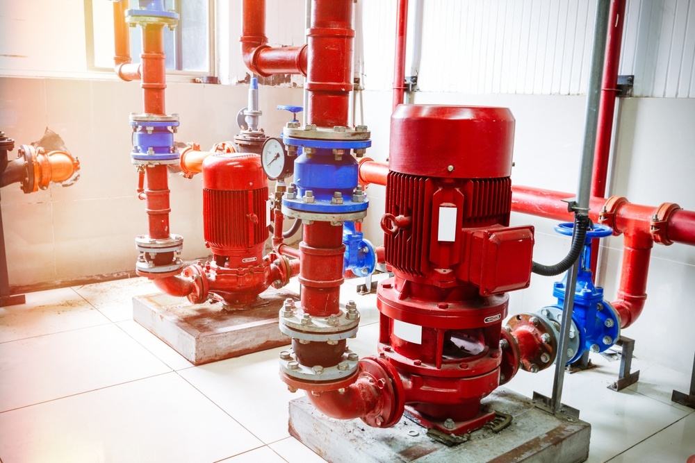 Minimizing the Cost of Fire Protection Systems in New York City